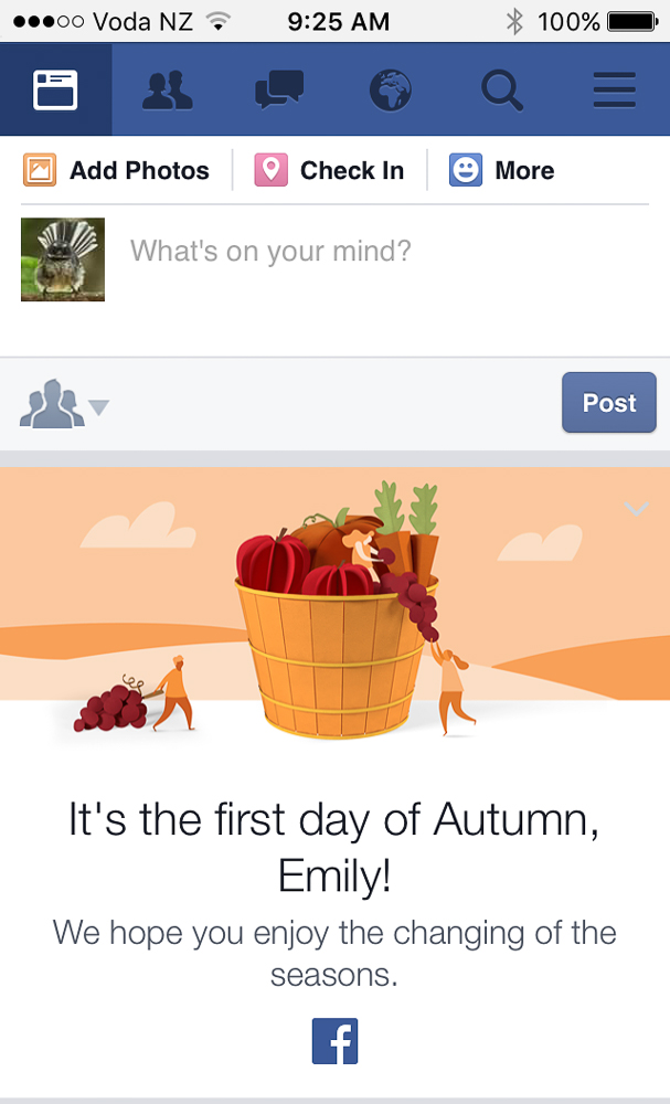 fb autumn