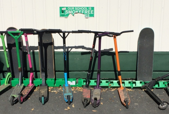 smokefree scooters