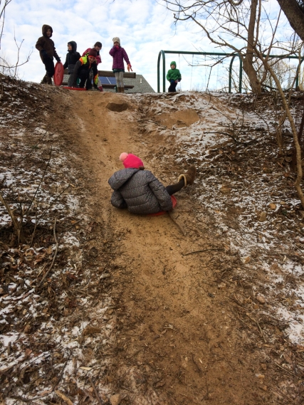 snow-mud-slide-2